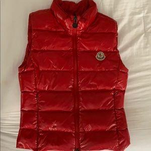 Girls Moncler Vest Size 12